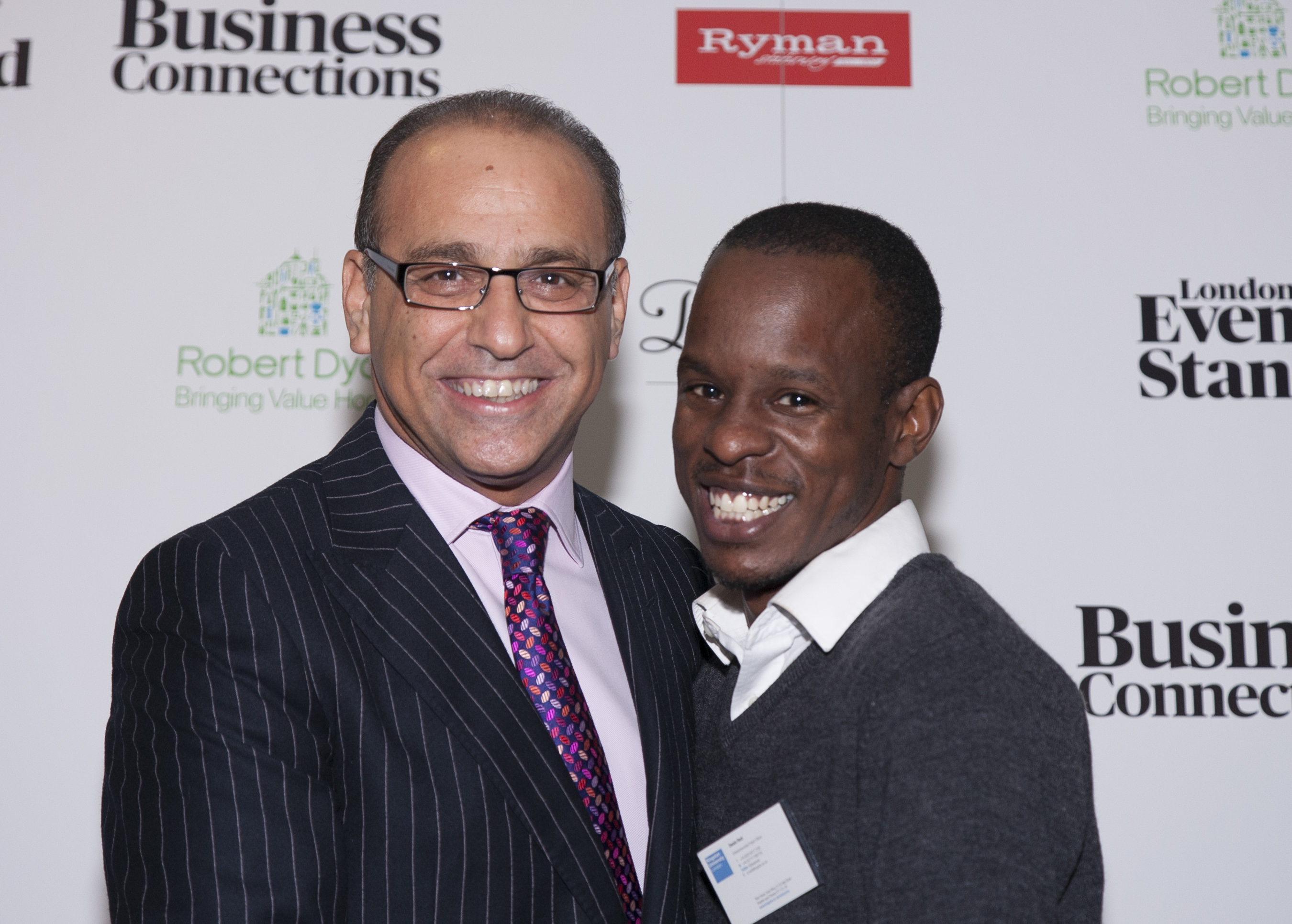 Dwain-with-Theo-Paphitis-Evening-Standard-Business-Connections